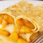 BEST Keto Peach Cobbler Roll Ups – Low Carb Keto Peach Cobbler Recipe – Quick and Easy Ketogenic Diet Idea