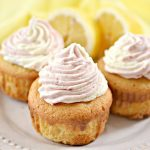 Keto Cupcakes – Super Yummy Low Carb Raspberry Lemonade Cupcakes Recipe – Raspberry Treats For Ketogenic Diet With Frosting - Desserts – Snacks