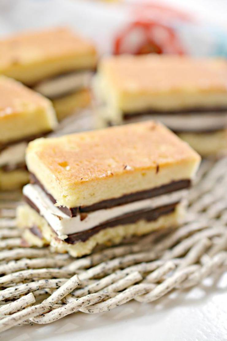 Keto S'mores – BEST Low Carb Keto S'mores Bars – Easy – Snacks – Desserts – Keto Friendly & Beginner