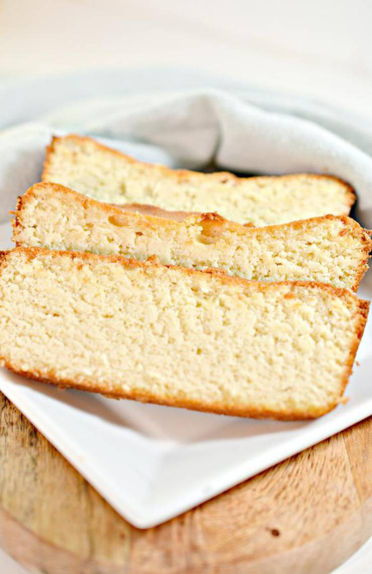 Keto Pound Cake – BEST Low Carb Keto Vanilla Pound Cake Recipe – Easy – Desserts – Snacks – Sweets – Breakfast – Keto Friendly & Beginner