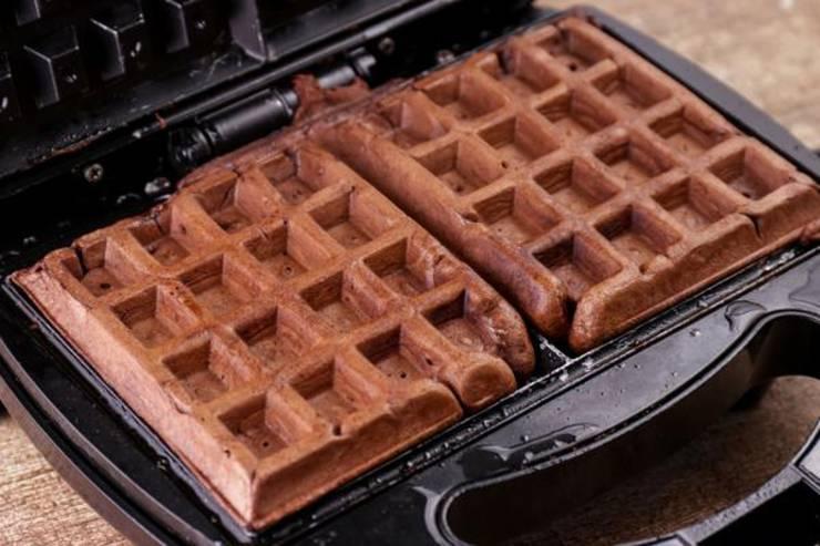 Keto 3 Musketeers Waffle Sticks