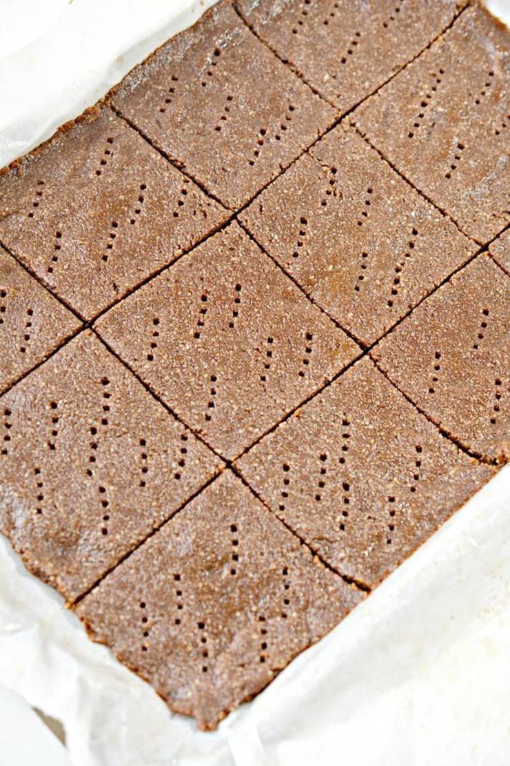 Keto Chocolate Ice Cream Sandwiches