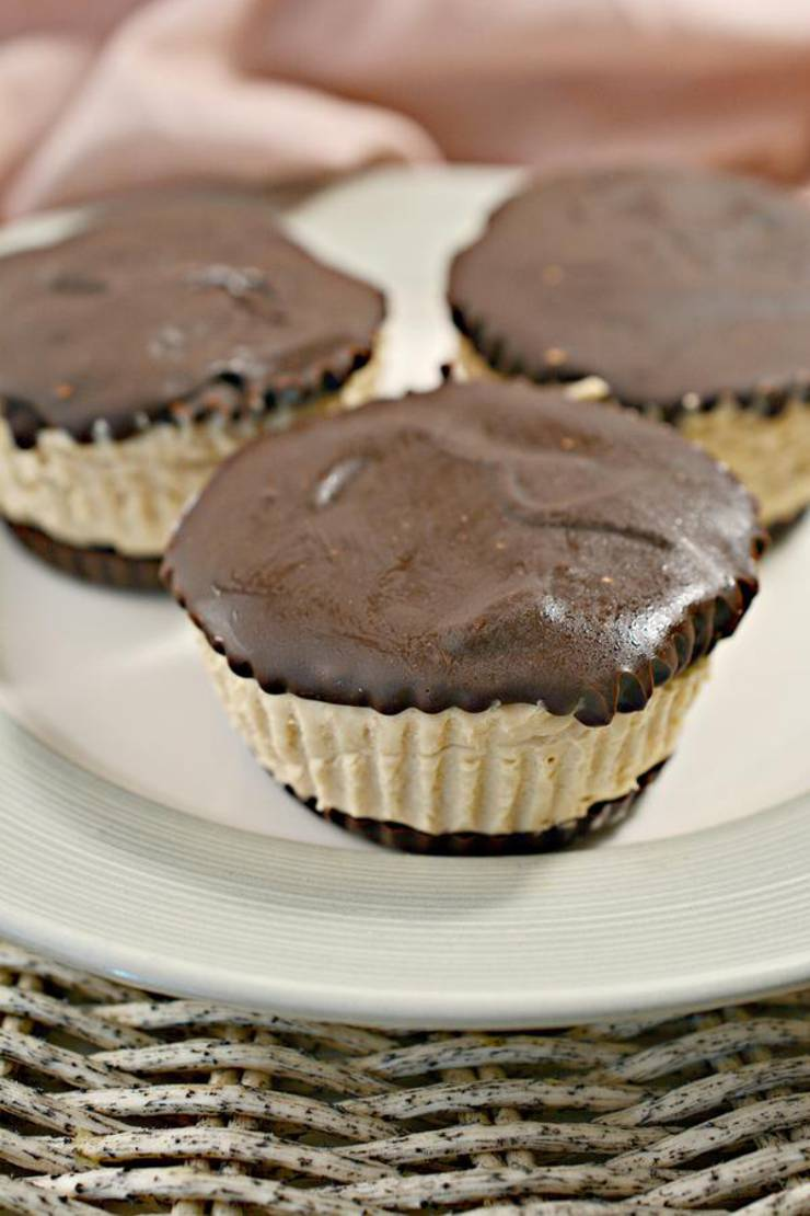 Keto Chocolate – BEST Low Carb Keto Chocolate Peanut Butter Ice Cream Cups – Easy – Snacks – Desserts – Keto Friendly & Beginner