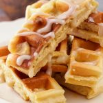 BEST Keto Cinnamon Roll Waffles! Low Carb Keto Cinnamon Roll Waffle Sticks Idea – Quick & Easy Ketogenic Diet Recipe – Completely Keto Friendly