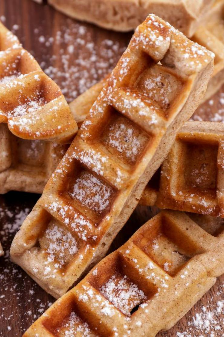 BEST Keto French Toast Waffles! Low Carb Keto French Toast Waffle Sticks Idea – Quick & Easy Ketogenic Diet Recipe – Completely Keto Friendly