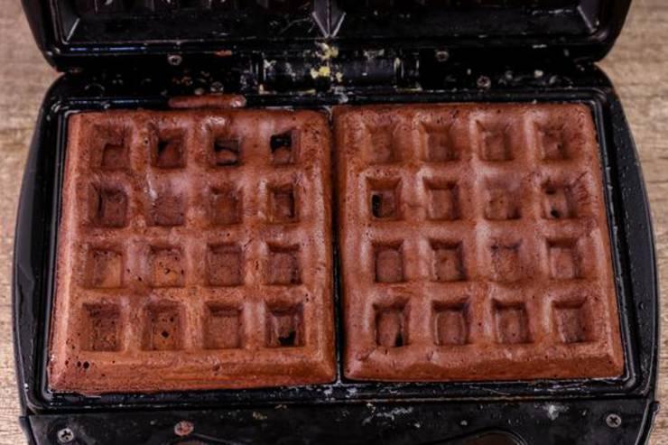 Keto Oreo Waffle Sticks