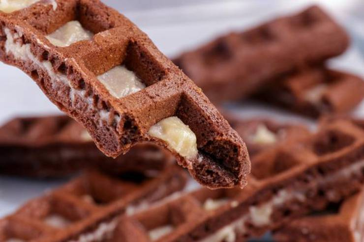 Keto Oreo Waffle Sticks – BEST Low Carb Recipe – Breakfast – Treat – Desserts – Snack For Ketogenic Diet – Gluten Free – Sugar Free