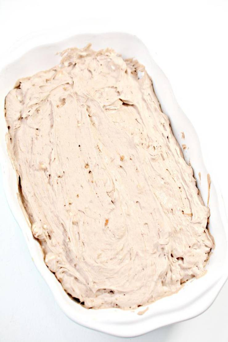 Keto Rocky Road Ice Cream
