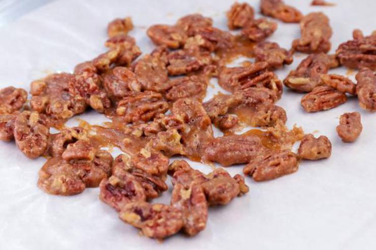 BEST Keto Pecans! Low Carb Keto Vanilla Cinnamon Coated Pecans Idea – Candied Sugar Free – Quick & Easy Ketogenic Diet Recipe – Completely Keto Friendly