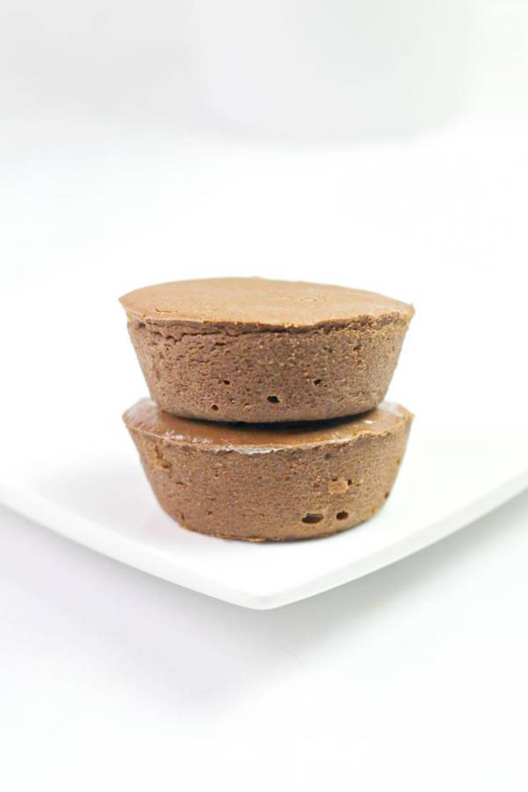 Weight Watchers Chocolate Cheesecake Cups