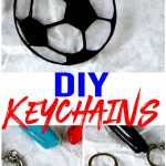 3 Fun Keychain DIYs – DIY Key Chains You Will Want To Make - DIY Craft Projects For Kids and Adults