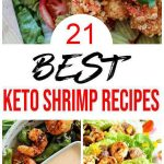 21 Keto Shrimp Recipes – BEST Low Carb Keto Shrimp Ideas – Easy Ketogenic Diet Lunch – Dinner – Side Dishes
