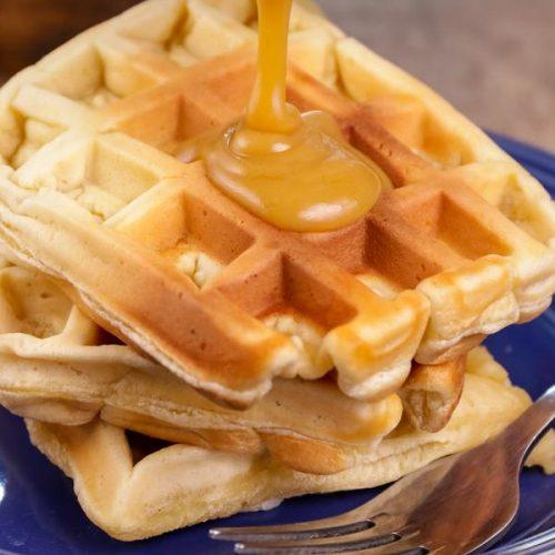 keto-caramel-waffles