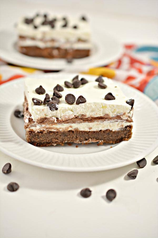 BEST Keto Chocolate Lasagna! Low Carb Chocolate Lasagna Idea – Quick & Easy Ketogenic Diet Recipe – Snacks – Desserts – Gluten Free - Sugar Free