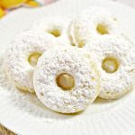 Keto Mini Donuts – Super Yummy Low Carb Copycat Hostess Powdered Sugar Mini Donettes Recipe – Treats For Ketogenic Diet – Desserts – Snacks – Breakfast
