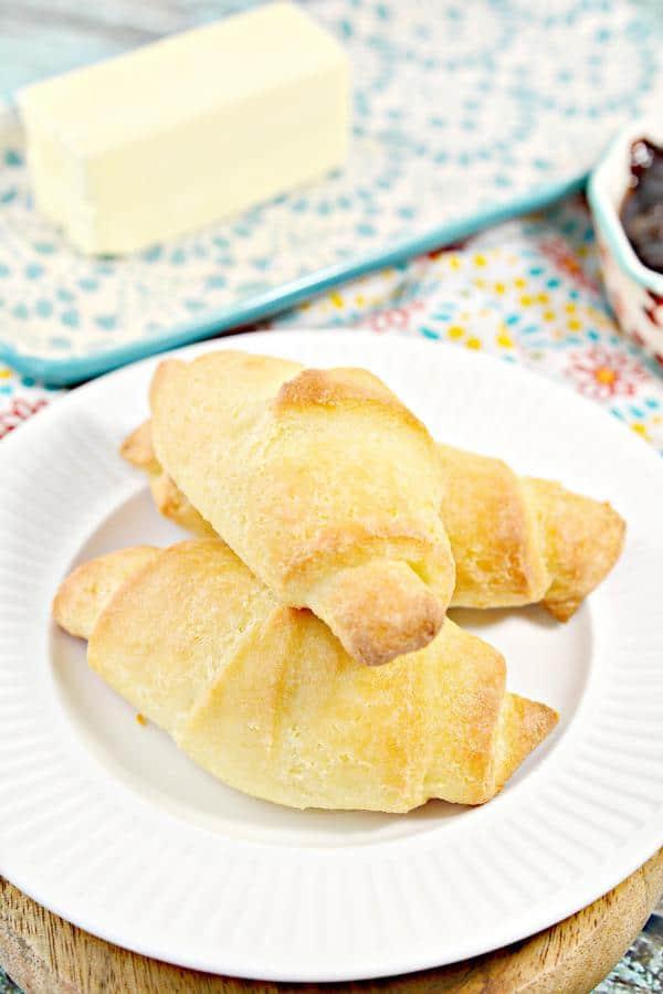 Keto Croissants! BEST Low Carb Keto Crescent Rolls Idea – Quick & Easy Ketogenic Diet Recipe – Beginner Keto Friendly – Gluten Free