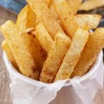 Keto French Fries! Low Carb French Fries - Jicama Fries Ketogenic Diet Recipe - Appetizer - Side Dish - Completely Keto Friendly