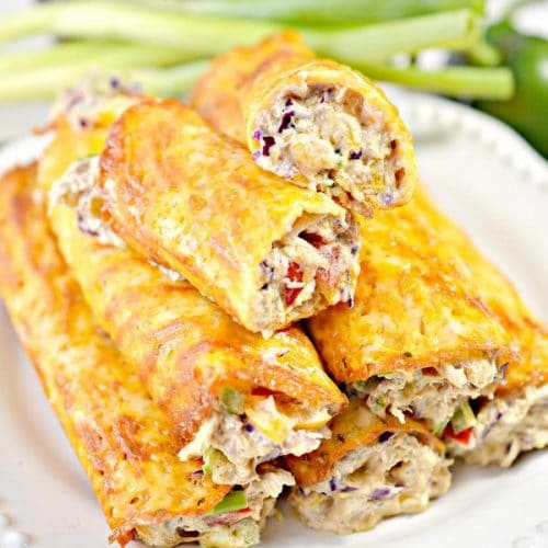 Keto Low Carb Southwest Cream Cheese Wraps – Ketogenic Diet Recipe Roll Ups – Appetizers – Side Dish – Lunch – Dinner – Completely Keto Friendly & Beginner