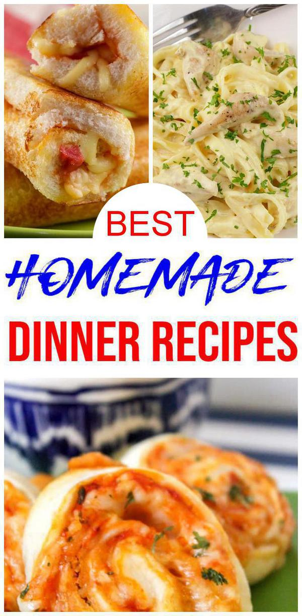 9 Dinner Recipes – BEST Dinner Food Ideas – Quick and Easy Simple Dinner Recipes For Family & Kids - Date Night - Simple - Healthy - Fast