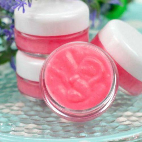 DIY Lip Gloss – Pink Lemonade Lip Gloss Idea {Easy} Pink Lemonade Lip Balm Recipe – How To Make Lip Gloss