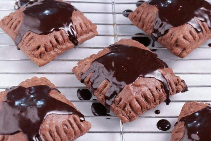 Keto Pop Tarts – {EASY} Low Carb Keto Frosted 3 Musketeers Pop Tarts Recipe – BEST Ketogenic Diet Idea – Gluten Free