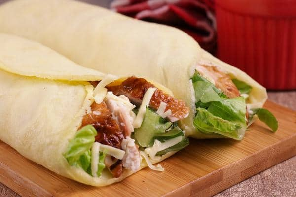 Keto Low Carb Chicken Ranch Wraps – Ketogenic Diet Recipe Roll Ups – Appetizers – Side Dish – Lunch – Dinner – Completely Keto Friendly & Beginner
