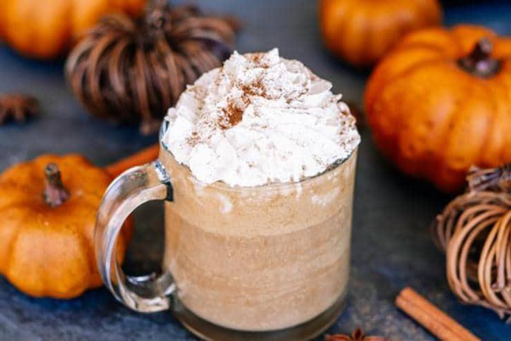 Keto Coffee! Low Carb Pumpkin Spice Latte Coffee Idea – Quick & Easy Ketogenic Diet Recipe – Keto Friendly – How To Make Copycat Starbucks Coffee