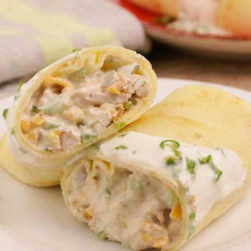 Keto Burrito! BEST Low Carb Keto Jalapeno Popper Burrito Wraps – Chicken Idea – Quick & Easy Ketogenic Diet Recipe – Completely Keto Friendly