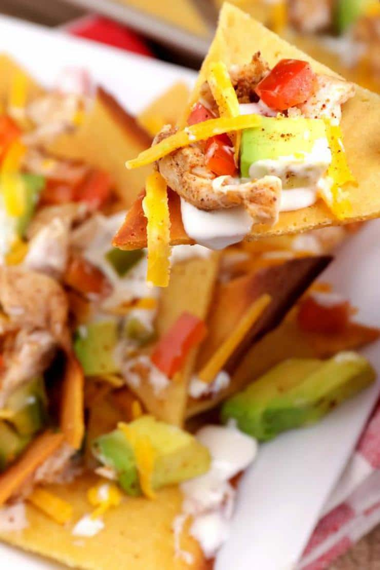 Keto Nachos! BEST Low Carb Chips & Cheese Sheet Pan Nacho Idea – Quick & Easy Ketogenic Diet Recipe – Keto Friendly & Beginner – Appetizers – Snacks – Side Dishes