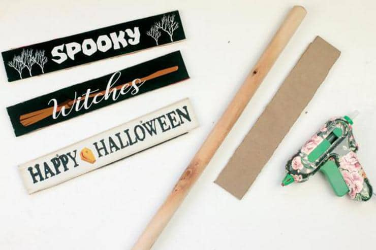 Diy Dollar Store Fall Decor_Halloween