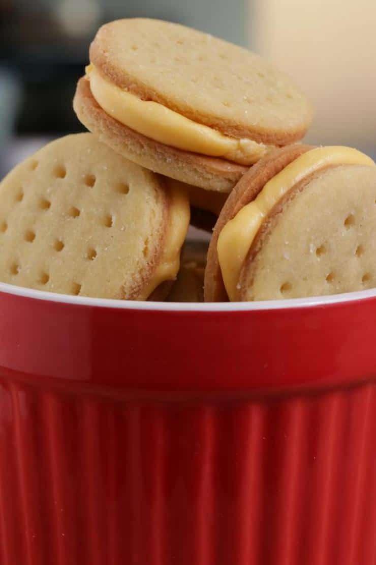 Keto Crackers – BEST Low Carb Keto Mini Cheese Ritz Cracker Recipe Copycat Crackers – Easy – Snacks – Appetizers – Keto Friendly & Beginner