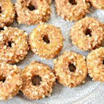 Keto Mini Donuts – Super Yummy Gluten Free Low Carb Copycat Hostess Cinnamon Crunch Mini Donettes Recipe – Ketogenic Diet – Desserts – Snacks – Breakfast