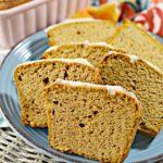 Keto Pumpkin Bread – Best Low Carb Pumpkin Recipe – Gluten Free