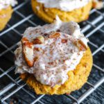 Keto Pumpkin Cookies – Best Low Carb Pumpkin Recipe – Pumpkin Cookies With Cream Cheese Frosting Gluten Free