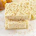 BEST Keto Rice Krispie Treats! Low Carb Pumpkin Spice Rice Krispie Treats Idea – Quick & Easy Gluten Free Recipe – Beginner Keto Friendly – Snacks – Desserts