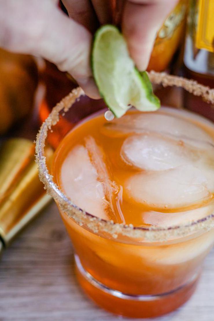 Alcohol Drinks Thanksgiving Margarita