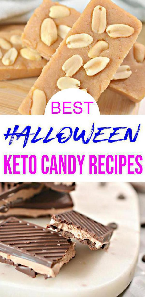 15 Super Yummy Keto Candy Recipes - Low Carb Candy Recipes