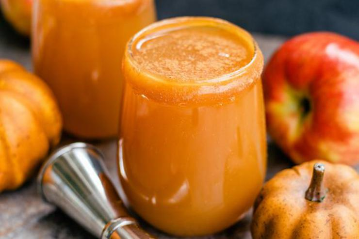 Alcoholic Drinks – BEST Caramel Pumpkin Cider Recipe – Easy and Simple Fall Cocktail Alcohol Drinks