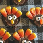 Reese Turkeys – BEST Edible Turkey Crafts – {Easy} Thanksgiving Desserts - Treats – Party Food – Desserts – Snacks
