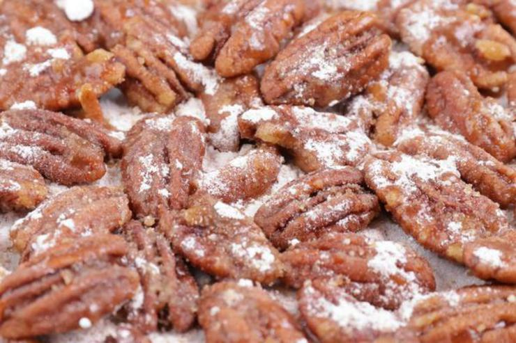 BEST Keto Pecans! Low Carb Keto Churro Candied Coated Pecans Idea – Quick & Easy Ketogenic Diet Recipe – Completely Keto Friendly