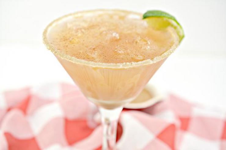 Keto Margarita – BEST Low Carb Caramel Apple Margarita Recipe – EASY Ketogenic Diet Alcohol Drink Mix You Will Love