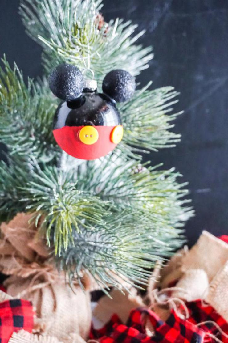 DIY Christmas Tree Ornaments – Easy Handmade Christmas Tree Decorations – Cheap Christmas Idea – How To Make