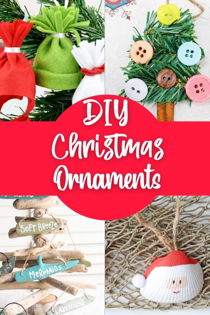BEST Christmas Tree Ornaments! DIY Holiday Decoration Ideas – Learn How To Make Christmas Tree Ornaments To Make Your Tree Look Amazing – Homemade Christmas Decor