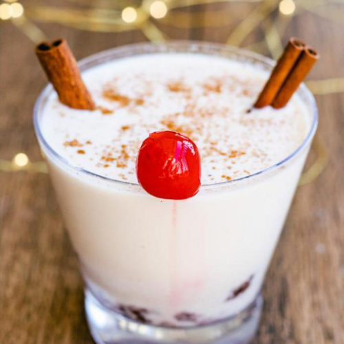 Alcoholic Drinks – BEST Reindeer Christmas Margarita Recipe – Easy and Simple On The Rocks Alcohol Drinks