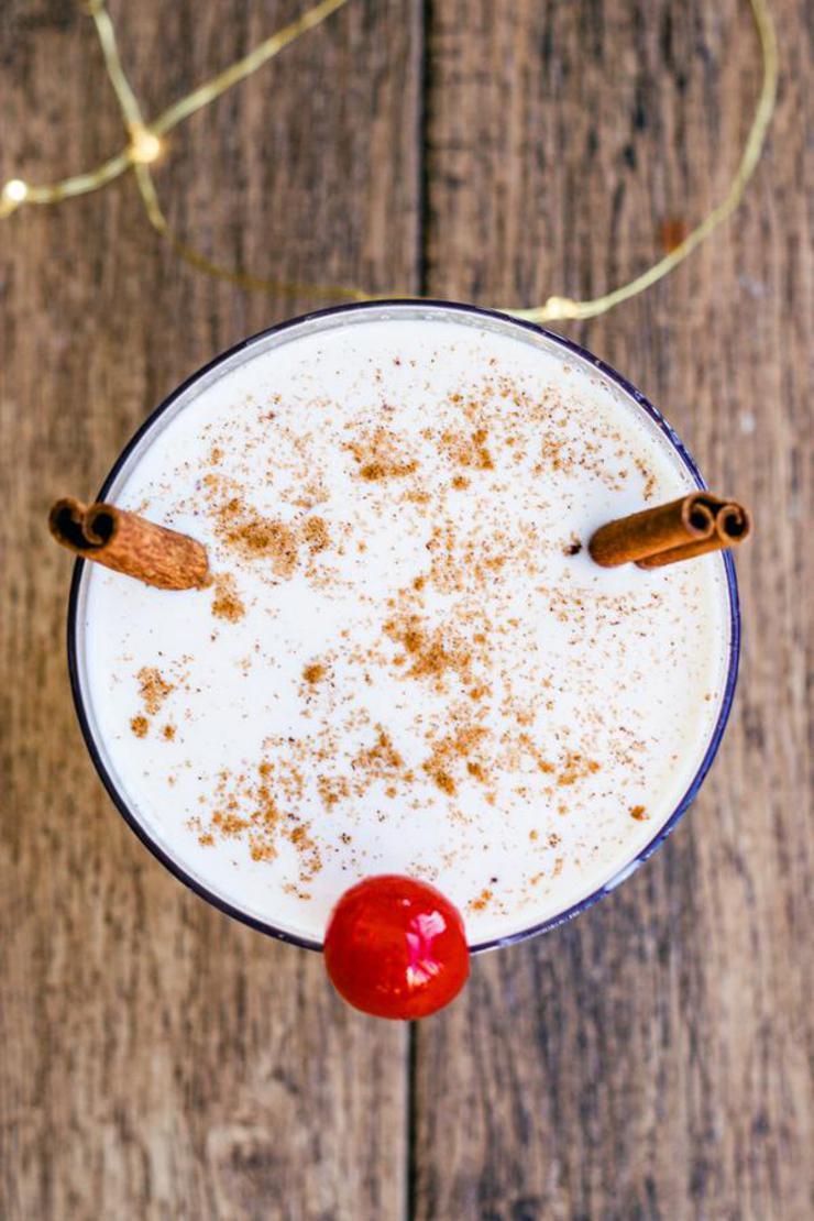 Alcohol Drinks Reindeer Margarita