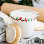 Alcoholic Drinks – BEST Sugar Cookie Margarita Recipe – Easy and Simple Christmas Alcoholic Drink Idea