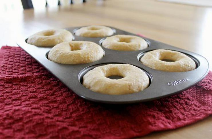 Christmas Eve Donuts