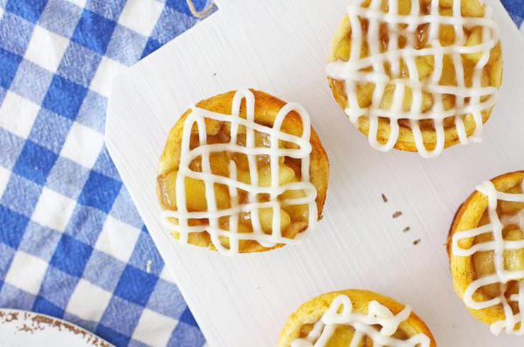 Cinnabon Apple Pie Cups
