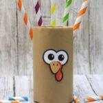Turkey Crafts – BEST Soda Can Turkey Crafts – {Easy} Thanksgiving Kids Craft Idea