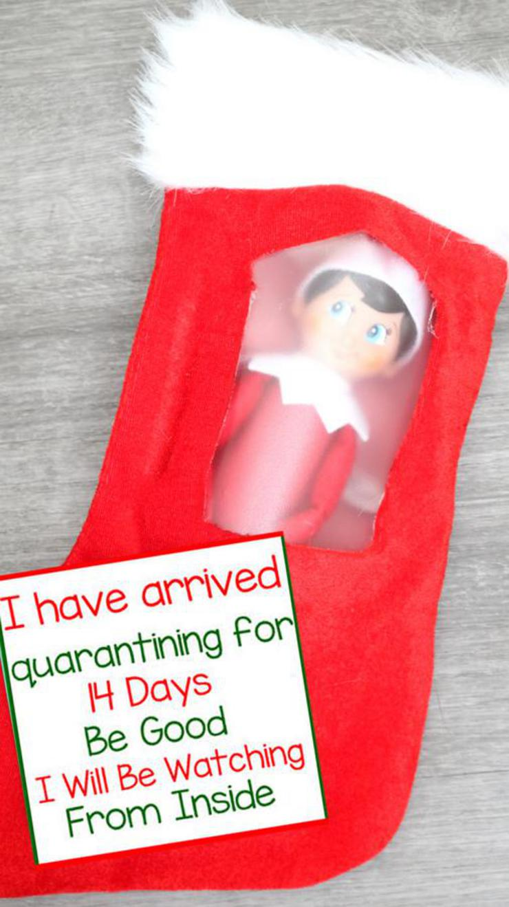 BEST Elf On The Shelf Arrival Idea! Dollar Tree Idea For Kids That Are Easy – Funny – Awesome – Creative